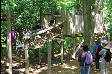 平和 の 森 公園 フィールド アスレチック 大田区ホームページ:平和の森公園