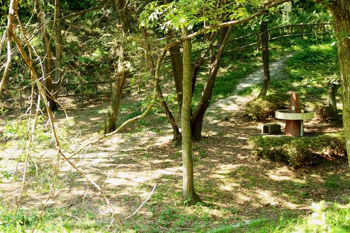八丁湖公園(埼玉県吉見町)黒岩...