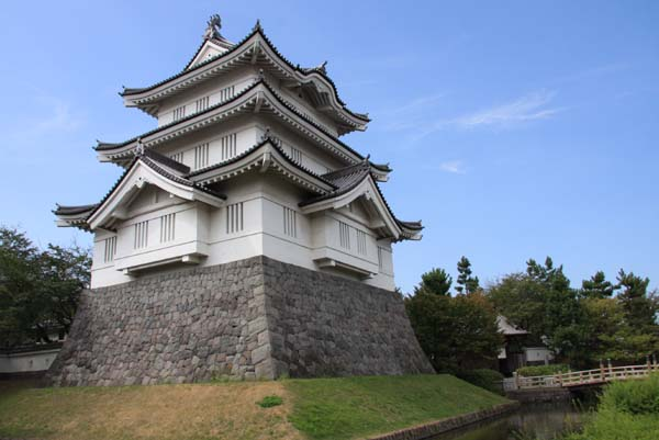 忍城 御三階櫓