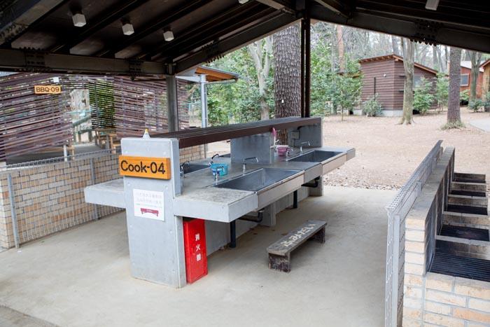 清水 公園 バンガロー